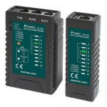 Eclipse Tools MT-7063, PoE and LAN Cable Tester