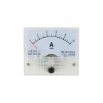 BEP N010A, DC Analog Ammeter with a 0-10A Range