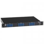 BlackBox NBS004A, Pro Switching System 1U NBS, Fiber Multimode SC A/B
