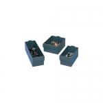 Edsal PB818, Heavy Duty Plastic Shelf Box