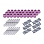 Lotos PCON150, 150-Piece Set of Nozzle Electrode & Cup