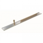 Kraft Tool Company PL402-24, 42″ Double Serrated Magnesium Darby