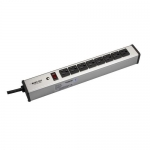 BlackBox PS167A-R2, 8-Outlet Power Strip, 15-ft. (4.5-m) Cord
