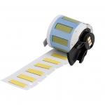 Brady PSHT-187-1-YL, 114380 2200 PVDF Marking Sleeve