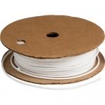 Brady PVC-10, 03890 Series Heat Shrink Tubing, White
