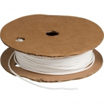 Brady PVC-12, 03888 Series Heat Shrink Tubing, White