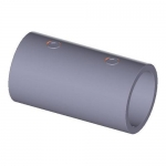 Climax Metal RC-200-S-4H@90, RC4H-Series Set Screw Coupling 2″