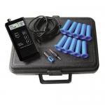 Lignomat RH-KS, Ligno-Tec RH, 1 Sensor, 10 Sleeves, Cable, Pouch