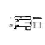 Bradley S65-071, Repair Kit Assembly – Touch'N Flow