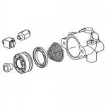 Bradley S65-168A, Restricted Actuator Assembly