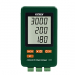 Extech SD910, 3-Channel DC Voltage Datalogger