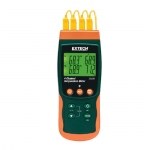 Extech SDL200, 4-Channel Datalogging Thermometer