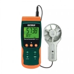 Extech SDL300, Metal Vane Thermo-Anemometer/Datalogger