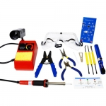 Elenco SK-275, Fundamentals of Soldering Kit with Tools