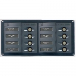 BEP SOP2, Systems in Operation Panel, 8 LEDs