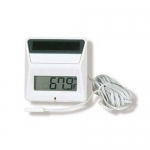 Cooper-Atkins SP120-0-8, Square Solar Panel Thermometer