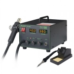 Eclipse Tools SS-989E, 2-in-1 SMD Hot Air Rework Station