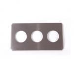 Crest Ultrasonics SS600BC230, SS Lid Style P230 Beaker Cover (600ml)