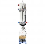 Across T1-Ai, Ai T1 Glass Vacuum Cold Trap for Safe Vacuum Operations