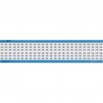 Brady WM-141-SC-PK, 113631 Wire Marker Card w/ Legend: 141
