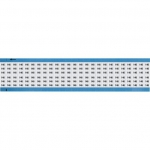 Brady WM-146-SC-PK, 113636 Wire Marker Card w/ Legend: 146