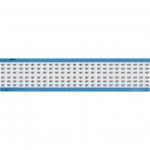 Brady WM-167-SC-PK, 113660 Wire Marker Card w/ Legend: 167