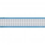 Brady WM-177-SC-PK, 113673 Wire Marker Card w/ Legend: 177