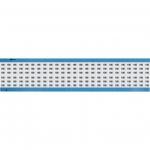 Brady WM-186-SC-PK, 113683 Wire Marker Card w/ Legend: 186