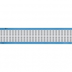Brady WM-308-SC-PK, 113835 Wire Marker Card w/ Legend: 308