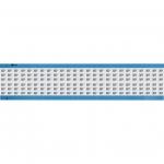 Brady WM-327-SC-PK, 113857 Wire Marker Card w/ Legend: 327