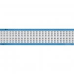 Brady WM-363-SC-PK, 113898 Wire Marker Card w/ Legend: 363