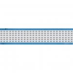Brady WM-372-SC-PK, 113908 Wire Marker Card w/ Legend: 372
