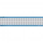 Brady WM-379-SC-PK, 113916 Wire Marker Card w/ Legend: 379