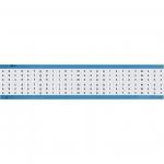 Brady WM-A-Z-SML-SC-PK, 114039 Cloth Wire Marker w/ Legend: A to Z