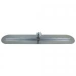Kraft Tool Company CC652, Flat Gunite Fresno Trowel w/ Clevis Bracket
