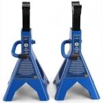K Tool International FMCF0002, 3 Ton Jack Stands (Pair)