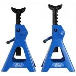 K Tool International FMCF0003, 2 Ton Jack Stands (Pair)