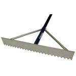 Kraft Tool Company GG627-01, 42″ Magnesium Rake Head