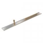 Kraft Tool Company PL400, 42″ Smooth Edge Magnesium Darby