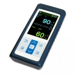 Nellcor PM10N-NA, Covidien Pulse Oximeter with Reusable Sensor