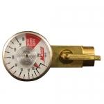 Milton s-638-1, 1/4″ NPT Flow Control Valve with Dial Gauge