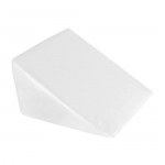 3B Scientific W15099W, White Large Foam Wedge Pillow